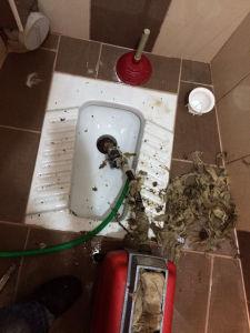 Ankara Tuvalet Tıkanıklığı Açma